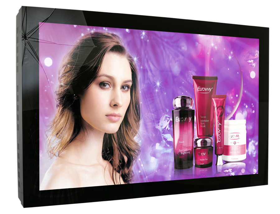 "An image of 70"" Digital Advertising Display"