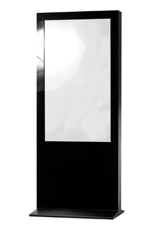 "An image of 55"" Freestanding Multi Touch Screen Display"