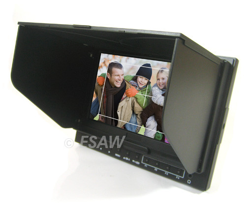 An image of 7 inch TFT LCD Monitor - HDMI Connector [ESAW70HD]