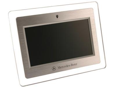 Mercedes - Screen Print